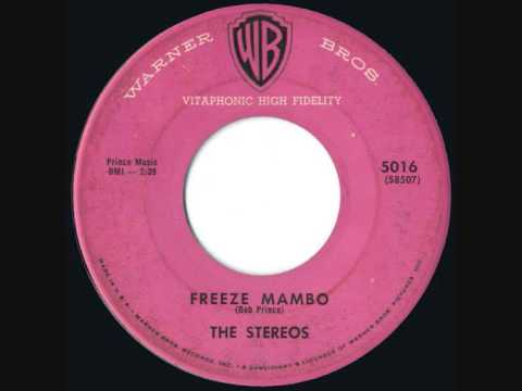 The Stereos - Freeze Mambo
