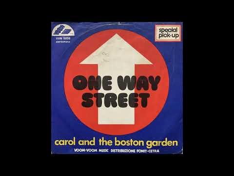 Carol And The Boston Garden - Suzuki 75 (Italian Junkshop Glam 75)
