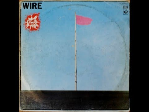 Wire, Pink Flag 1977 (vinyl record)