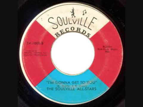 """I'm Gonna Get To You"" by The Soulville All Stars"
