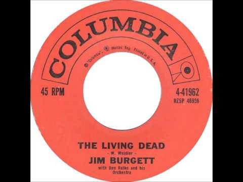 Jim Burgett - The Living Dead