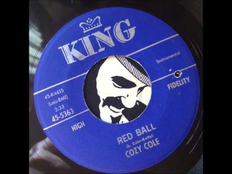 Cozy Cole - Red Ball (King)