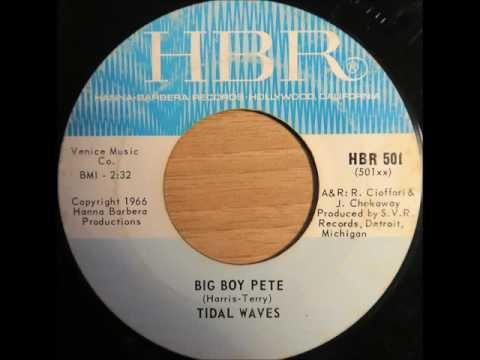 TIDAL WAVES - Big Boy Pete