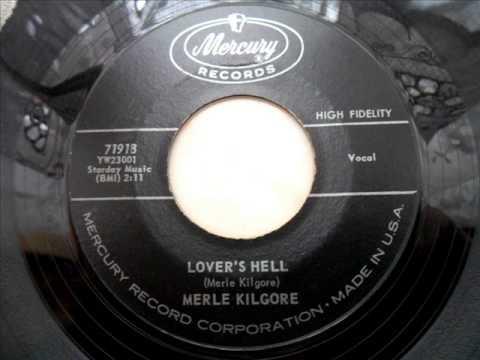 Merle kilgore - Lovers' hell