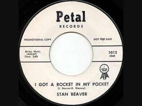 Stan Beaver-I Got A Rocket In My Pocket 1963
