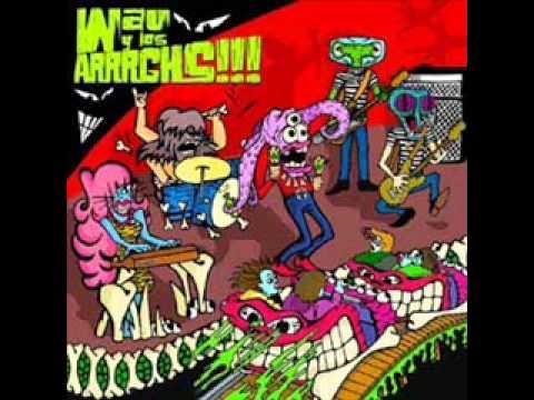 Wau Y Los Arrrghs - Momia Twist