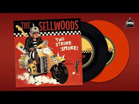 """CHAPUTA! Records - THE SELLWOODS: Two Stroke Smoke 7"""" EP - Teaser"""