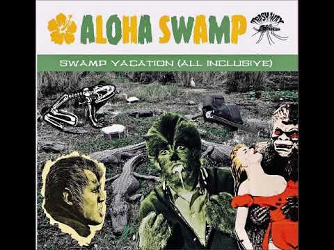 Aloha Swamp - Dick Tracy