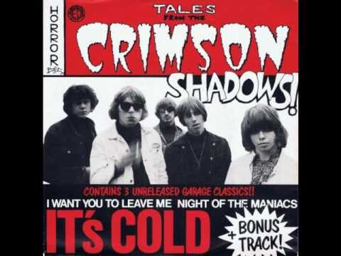 The Crimson Shadows - I Want You to Leave Me (GARAGE PUNK REVIVAL)