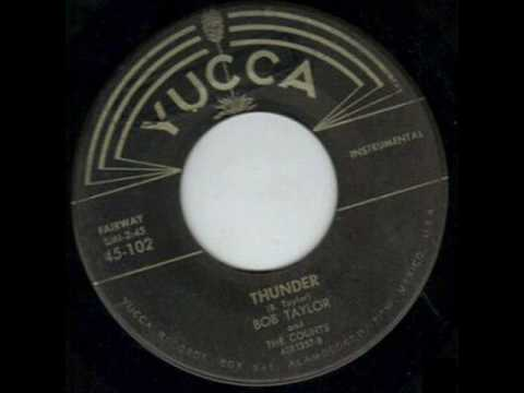 Bob Taylor & The Counts - Thunder ~ Rockabilly Instrumental 1958