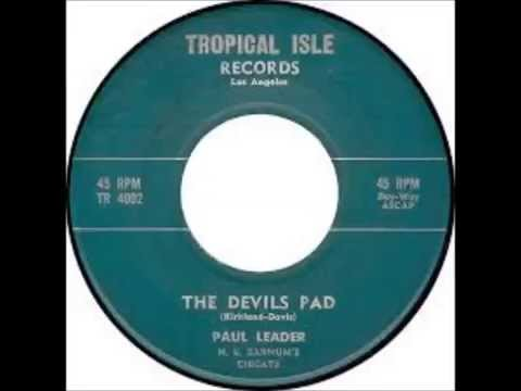 Paul Leader - The devils pad