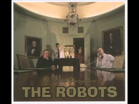 [Full Album] The Robots - We are everywhere
