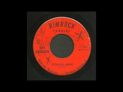 Coy Jackson - Lookout Heart - Country Bop 45