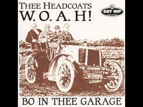 Thee Headcoats - Crackin` Up