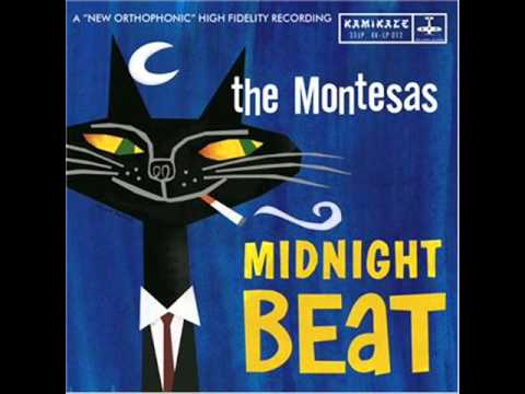 The Montesas- Midnight beat