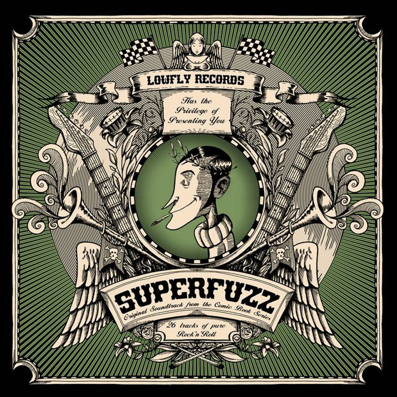 superfuzz cover