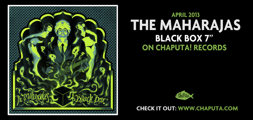 The Maharajas - Black Box 7