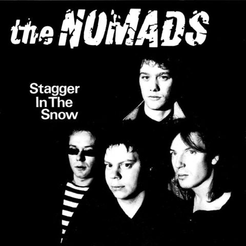 Chaputa! - NOMADS - Staggers In The Snow 2xLP