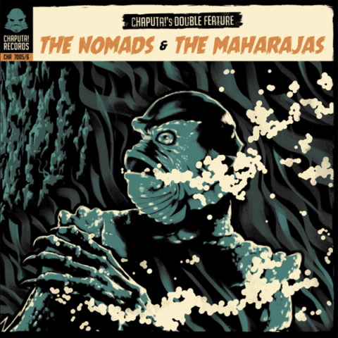 Chaputa! - The Nomads x The Maharajas