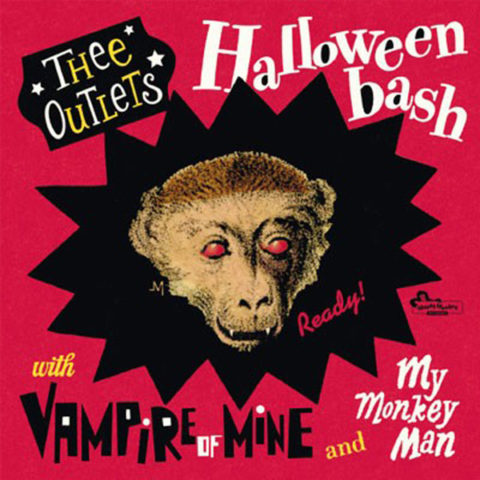 Chaputa! - Thee Outlets - Halloween Bash Single