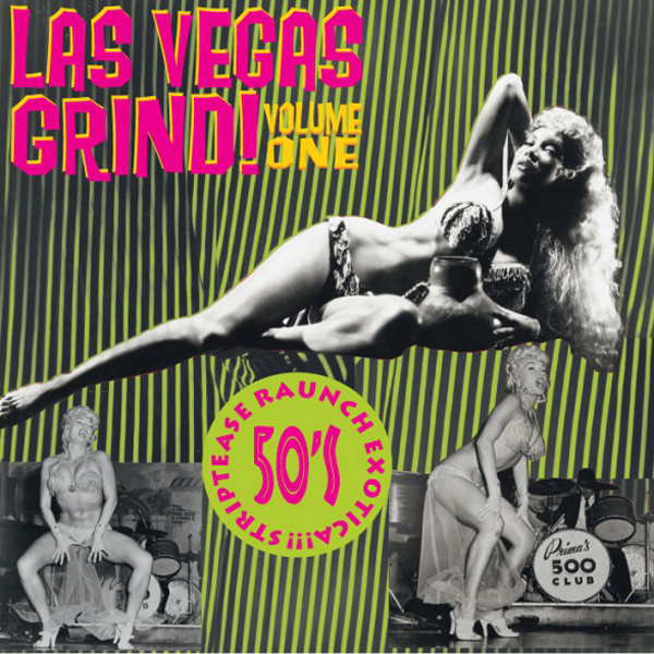 Chaputa! - Las Vegas Grind Vol 1 LP