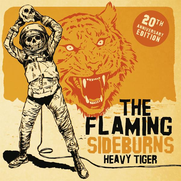 Chaputa! - The Flaming Sideburns - Heavy Tiger 7
