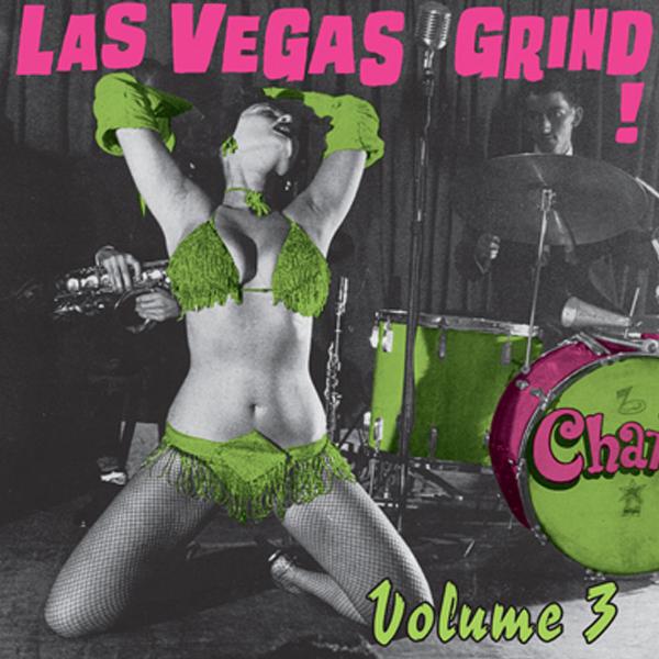 Chaputa! - Las Vegas Grind Vol 3 LP