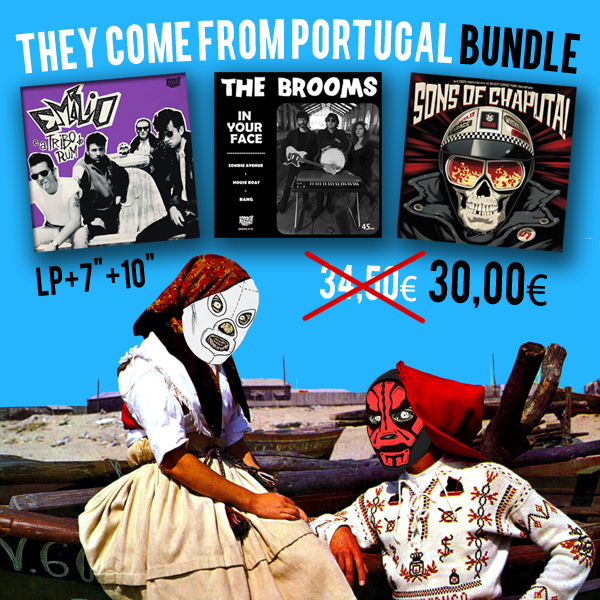 Chaputa! - They Come From Portugal Bundle