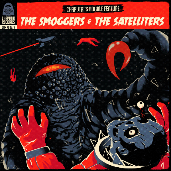 Chaputa! - The Smoggers & The Satelliters 2x7%22