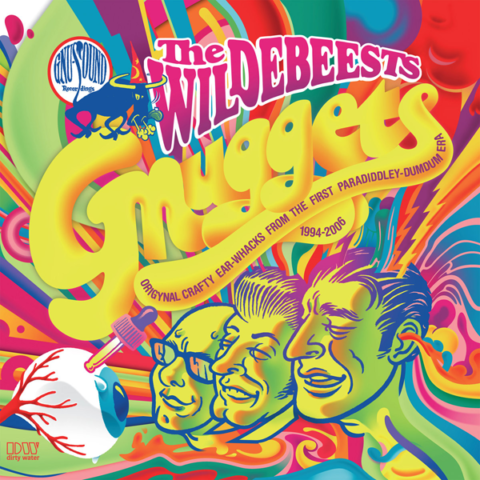 Chaputa! - Wildebeests - Gnuggets 2LP