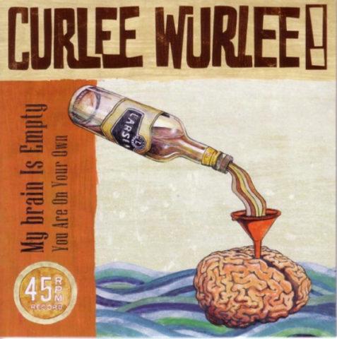Chaputa! - Curlee Wurlee - My Brain Is Empty 7