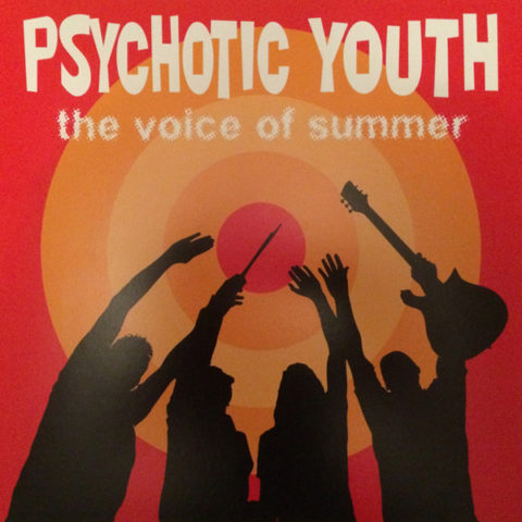 Chaputa! - Psychotic Youth - The Voice Of Summer LP