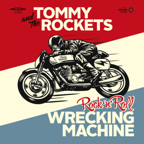 Chaputa! - Tommy And The Rockets 7