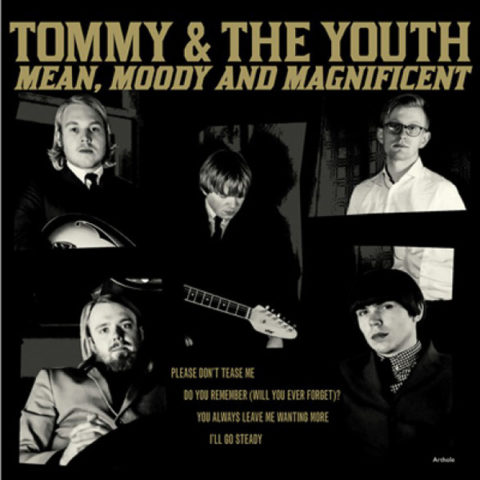 Chaputa! - Tommy & The Youth 7