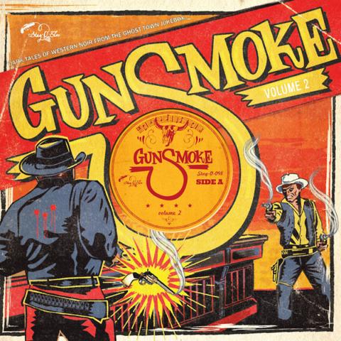 Chaputa! - Gunsmoke Vol 2 10