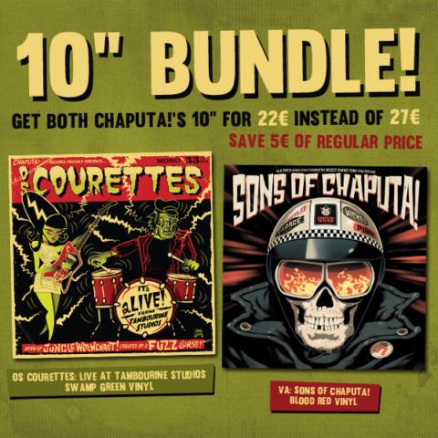 Chaputa! - 10 Bundle