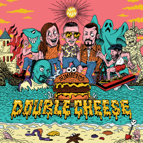 Chaputa! - Double Cheese - Summerizz LP
